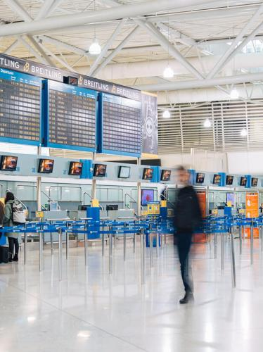 Athens Airport & Connectivity