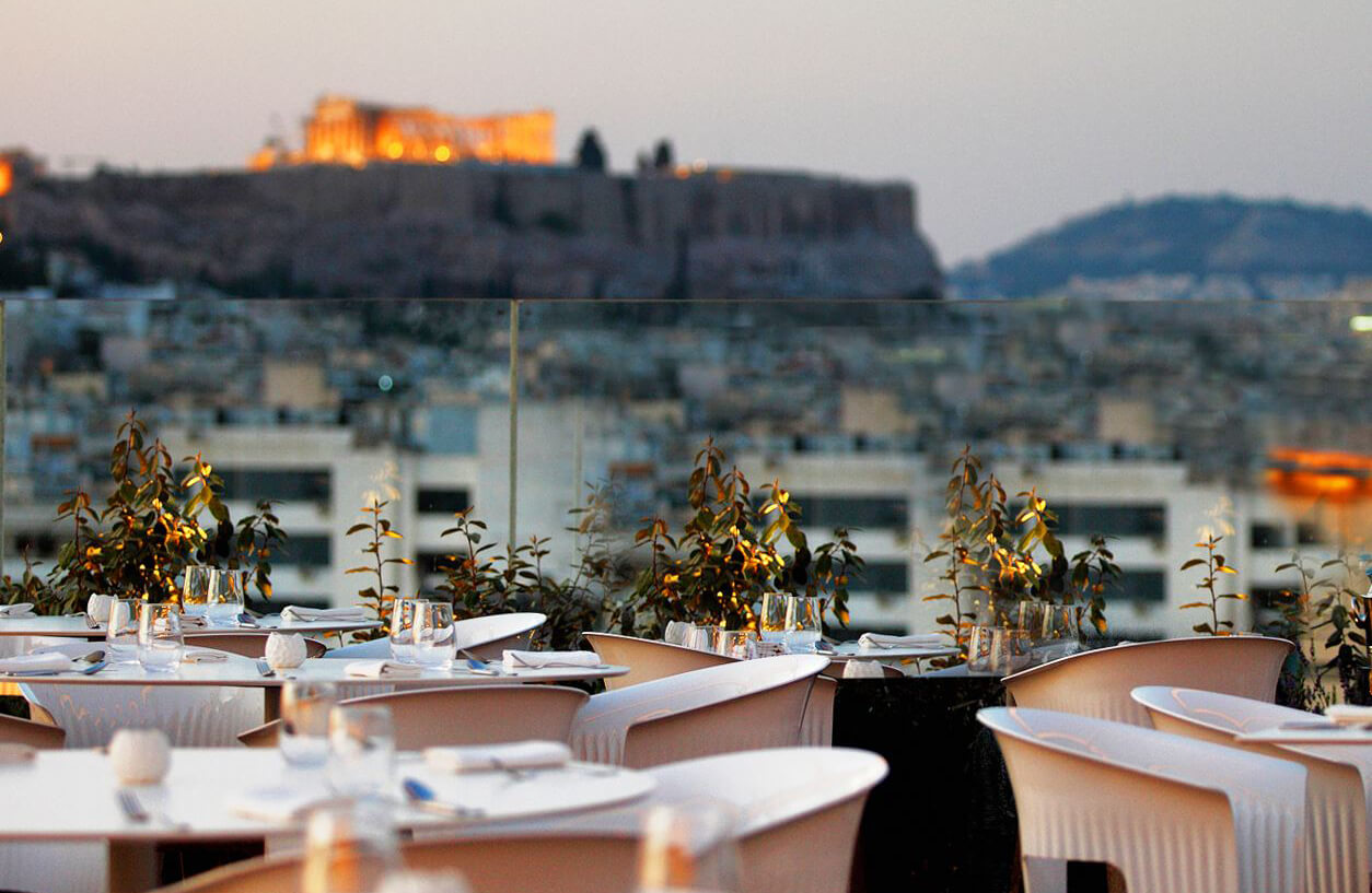 5 Michelin Starred Restaurants In Athens The Official