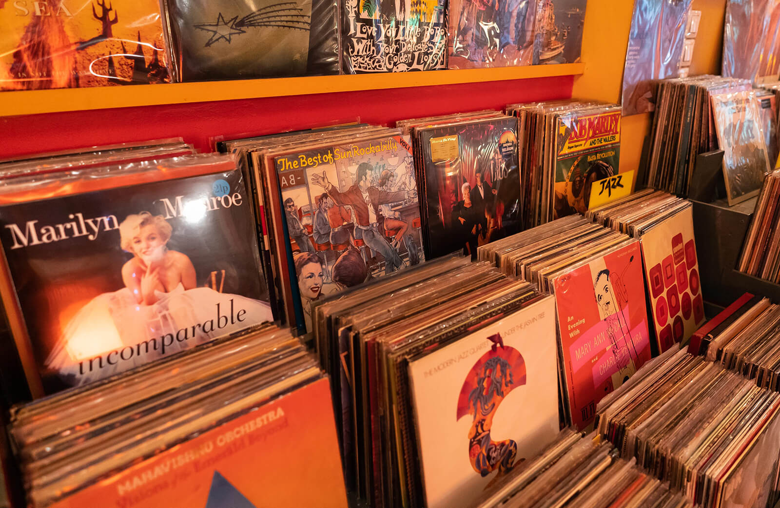 exarchia record store