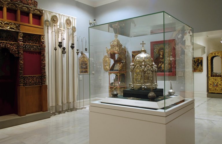 Courtoisie de: The Benaki Museum of Greek Culture