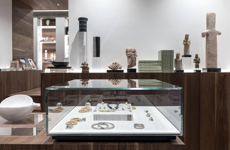 The museum's shop. | Courtesy: Cycladic Museum