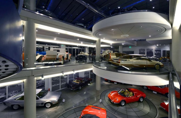 Courtoisie de: The Hellenic Motor Museum