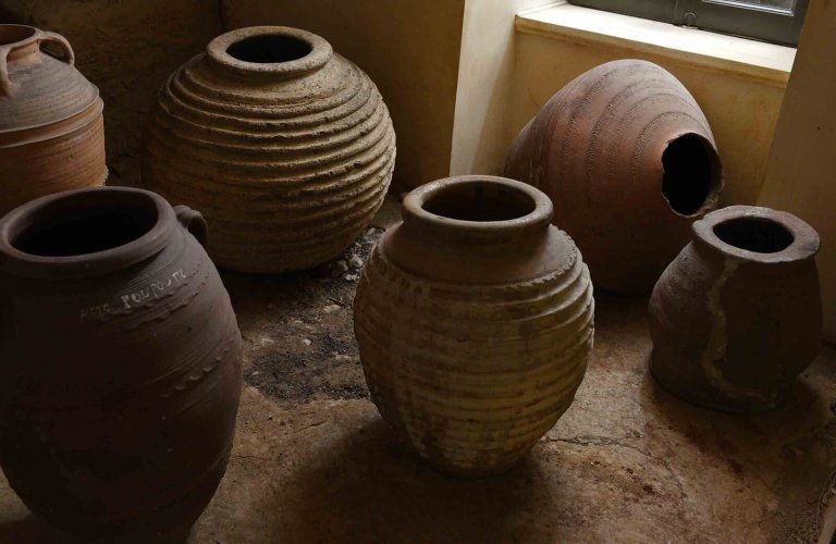 Courtoisie de: Traditional Greek Pottery